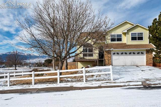 3965 Sedgewood Way, Colorado Springs, CO 80918 (#5385328) :: The Dixon Group
