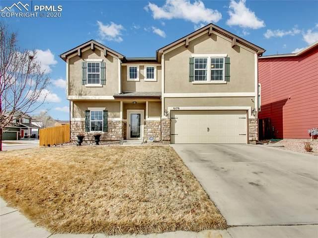 6176 Farmstead Place, Colorado Springs, CO 80925 (#5385592) :: Jason Daniels & Associates at RE/MAX Millennium