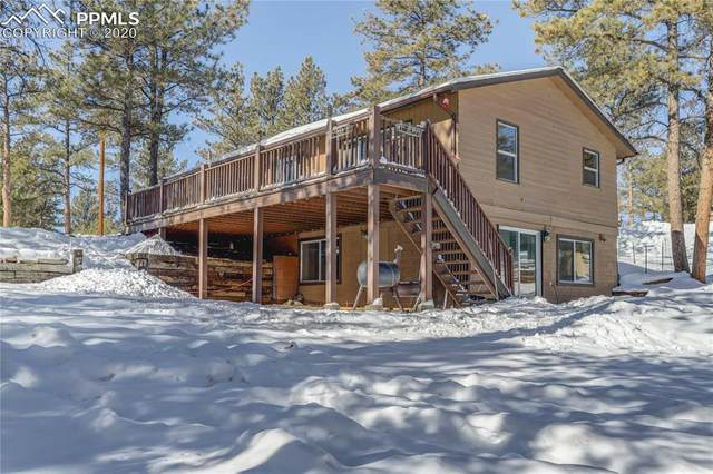 70 Dunlap Road, Florissant, CO 80816 (#5387689) :: 8z Real Estate
