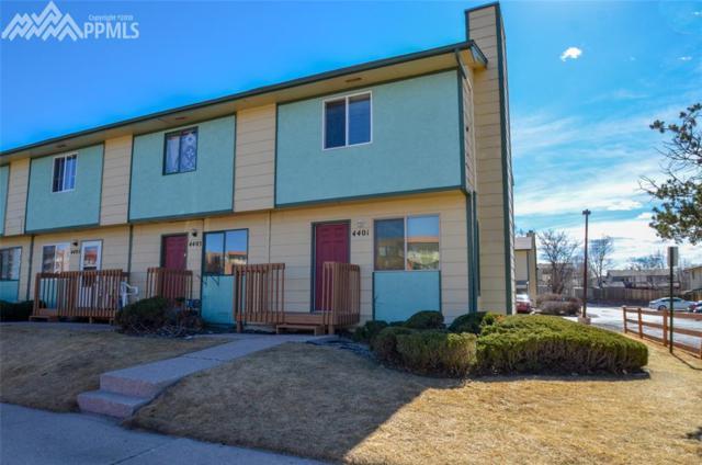 4401 E Pikes Peak Avenue, Colorado Springs, CO 80916 (#5389933) :: RE/MAX Advantage