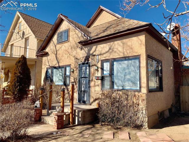 1309 E 9th Street, Pueblo, CO 81001 (#5393105) :: The Dunfee Group - powered by eXp Realty