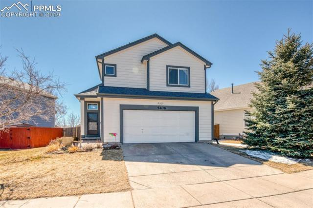5406 Blackcloud Loop, Colorado Springs, CO 80922 (#5393263) :: The Treasure Davis Team