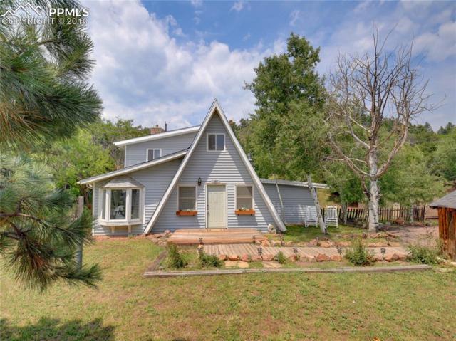 380 Upper Glenway, Palmer Lake, CO 80133 (#5394534) :: Colorado Home Finder Realty