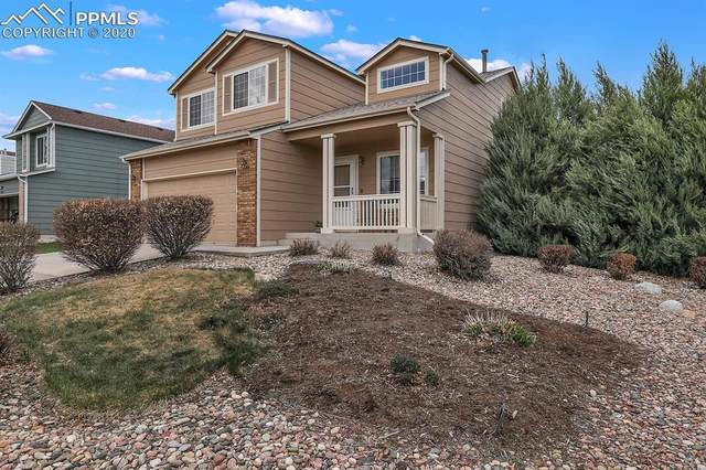 3661 Bareback Drive, Colorado Springs, CO 80922 (#5395306) :: CC Signature Group
