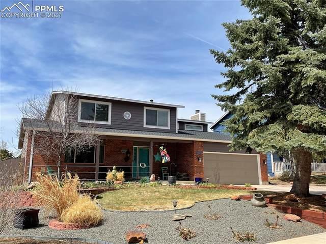 3130 Windjammer Drive, Colorado Springs, CO 80920 (#5395930) :: The Kibler Group