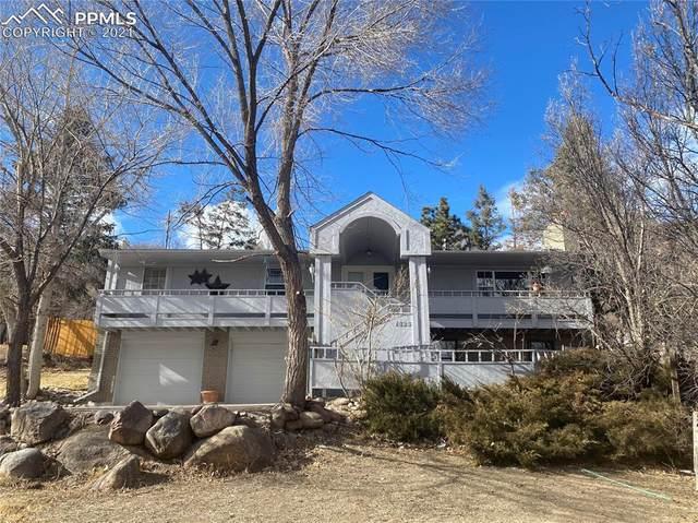 1828 Parkview Boulevard, Colorado Springs, CO 80905 (#5399096) :: The Kibler Group