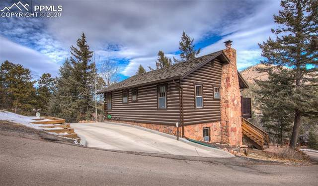 5625 Moosa Road, Cascade, CO 80809 (#5400617) :: Colorado Home Finder Realty