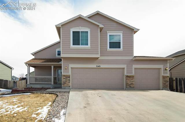 7143 Creekfront Drive, Fountain, CO 80817 (#5400705) :: Tommy Daly Home Team
