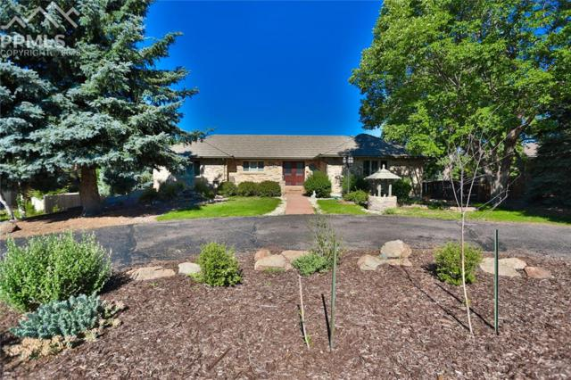 4890 Topaz Drive, Colorado Springs, CO 80918 (#5400866) :: The Kibler Group
