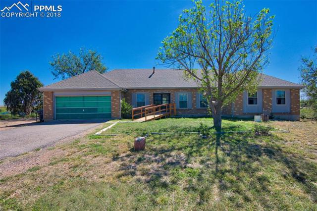 12599 Jordan Road, Fountain, CO 80817 (#5402277) :: Venterra Real Estate LLC