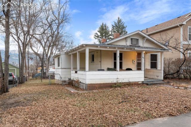 1030 N Arcadia Street, Colorado Springs, CO 80903 (#5402437) :: Harling Real Estate