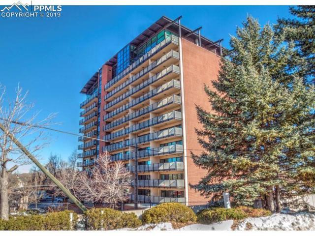 417 E Kiowa Street #207, Colorado Springs, CO 80903 (#5402487) :: The Dunfee Group - powered by eXp Realty