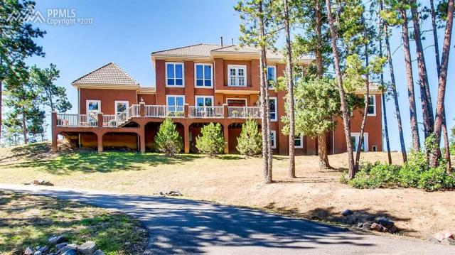 1400 Kenosha Drive, Larkspur, CO 80118 (#5404649) :: 8z Real Estate