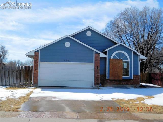 355 Pucket Circle, Colorado Springs, CO 80911 (#5405964) :: Action Team Realty
