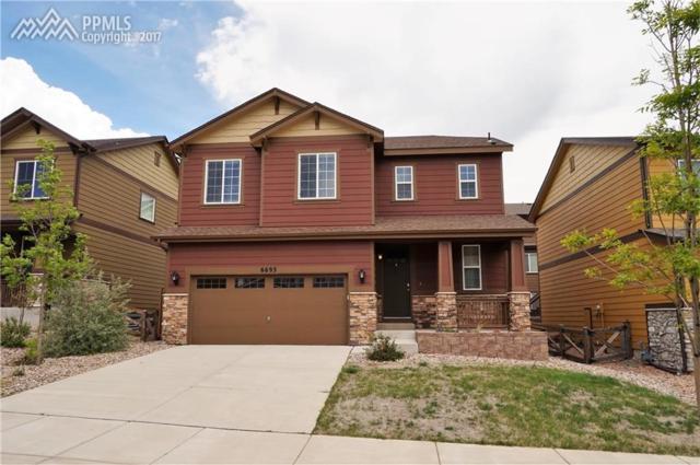 6693 Maple Stone Lane, Colorado Springs, CO 80927 (#5410017) :: RE/MAX Advantage