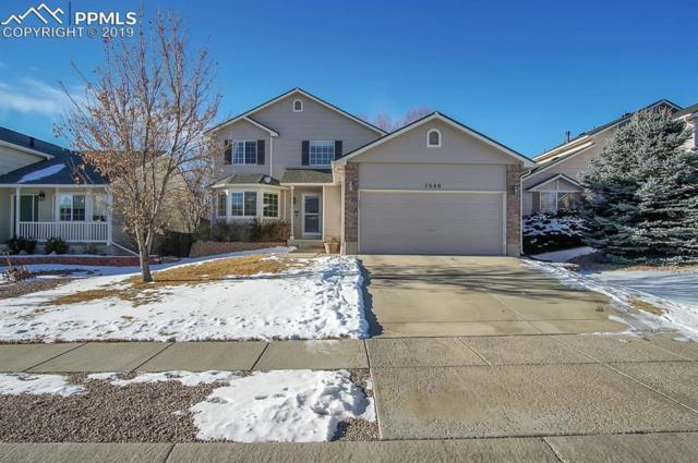 5688 Mesa Mountain Way, Colorado Springs, CO 80923 (#5411665) :: Tommy Daly Home Team