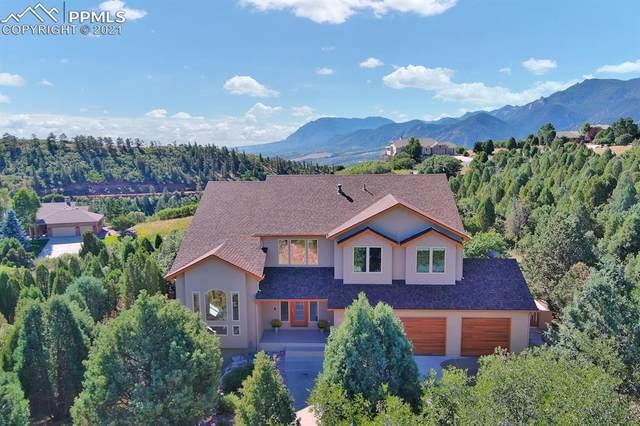 4265 Cedar Heights Drive, Colorado Springs, CO 80904 (#5412101) :: The Treasure Davis Team | eXp Realty
