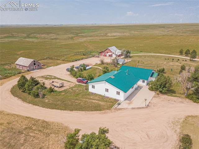 39555 Alford Road, Ramah, CO 80832 (#5412433) :: Re/Max Structure