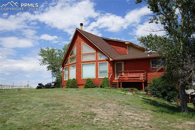 10565 Indian Paint Trail, Peyton, CO 80831 (#5413360) :: The Treasure Davis Team | eXp Realty
