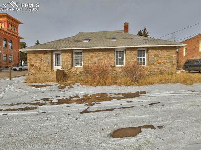128 N Fourth Street, Cripple Creek, CO 80813 (#5413777) :: The Treasure Davis Team | eXp Realty