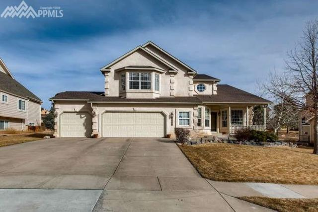 8045 Orchard Path Grove, Colorado Springs, CO 80919 (#5413925) :: Action Team Realty