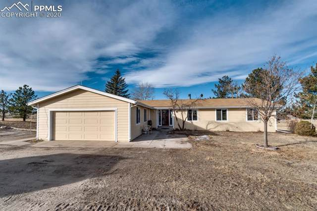 11081 Pine Meadows Drive, Kiowa, CO 80117 (#5414025) :: Harling Real Estate