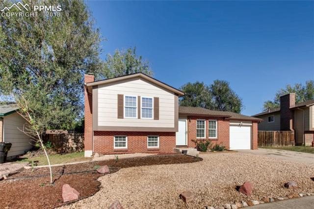 2450 W Payne Circle, Colorado Springs, CO 80916 (#5421506) :: CENTURY 21 Curbow Realty