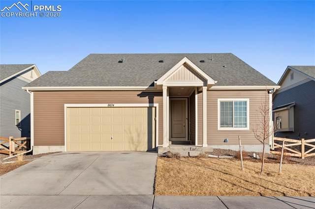 8674 Tranquil Knoll Lane, Colorado Springs, CO 80927 (#5424654) :: The Treasure Davis Team