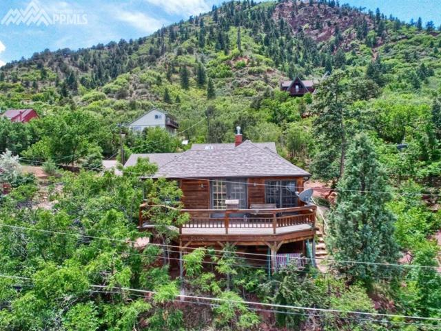 903 High Road, Manitou Springs, CO 80829 (#5427194) :: The Peak Properties Group