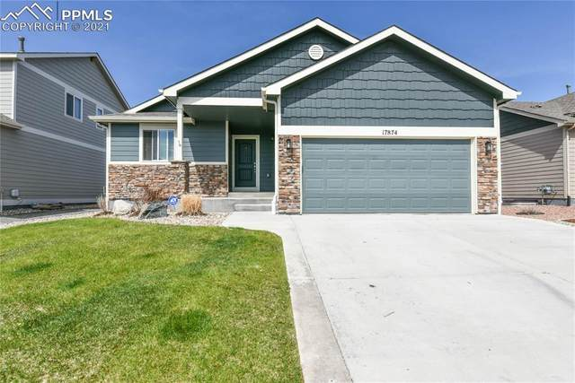 17874 White Marble Drive, Monument, CO 80132 (#5428051) :: Fisk Team, RE/MAX Properties, Inc.