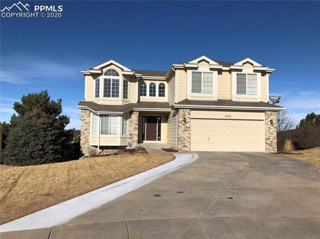 5432 Sunset Ridge Drive, Colorado Springs, CO 80917 (#5428880) :: The Daniels Team