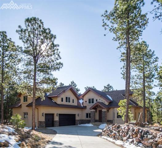 16109 Forest Light Drive, Colorado Springs, CO 80908 (#5430621) :: 8z Real Estate