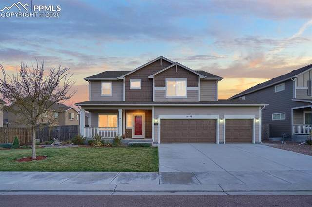 10273 Abrams Drive, Colorado Springs, CO 80925 (#5432166) :: Tommy Daly Home Team