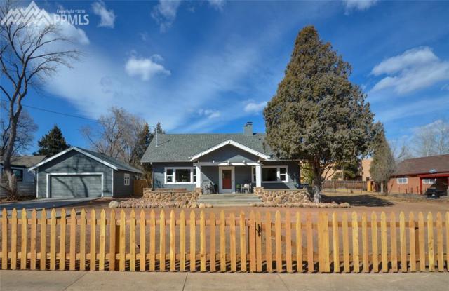 918 Cheyenne Boulevard, Colorado Springs, CO 80905 (#5432245) :: Jason Daniels & Associates at RE/MAX Millennium