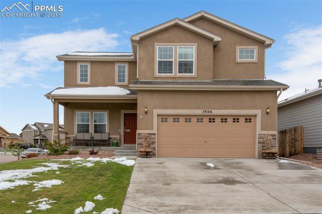 7806 Springwood Terrace, Colorado Springs, CO 80908 (#5435515) :: The Treasure Davis Team