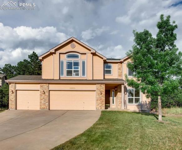 15311 Ridgefield Lane, Colorado Springs, CO 80921 (#5436921) :: The Hunstiger Team