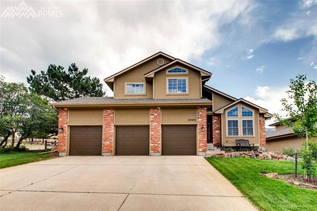 2420 Courtney Drive, Colorado Springs, CO 80919 (#5439416) :: Harling Real Estate