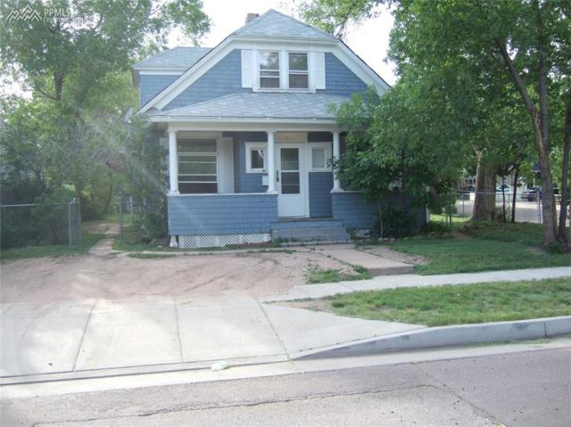 200 S 16Th Street, Colorado Springs, CO 80904 (#5440404) :: 8z Real Estate
