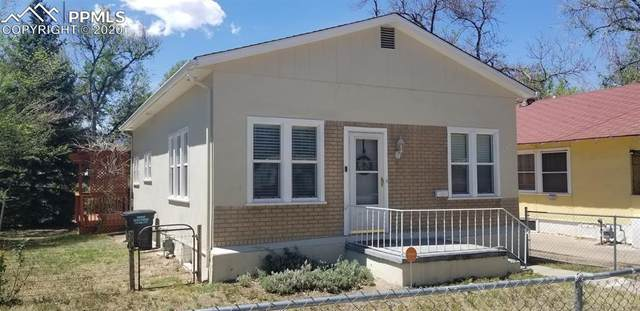 228 N Hancock Avenue, Colorado Springs, CO 80903 (#5443324) :: The Daniels Team