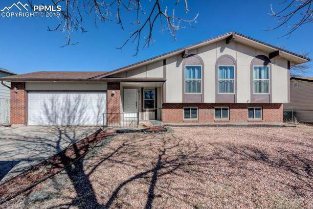 4592 N Wordsworth Circle, Colorado Springs, CO 80916 (#5443962) :: Jason Daniels & Associates at RE/MAX Millennium