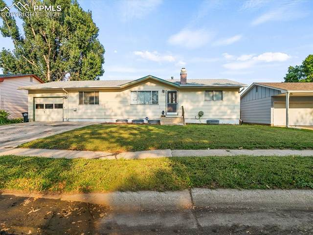 1103 Fosdick Drive, Colorado Springs, CO 80909 (#5445028) :: Tommy Daly Home Team
