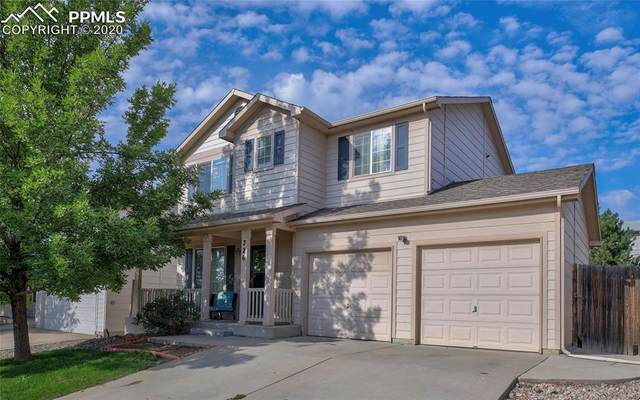 326 Audubon Drive, Colorado Springs, CO 80910 (#5449564) :: 8z Real Estate