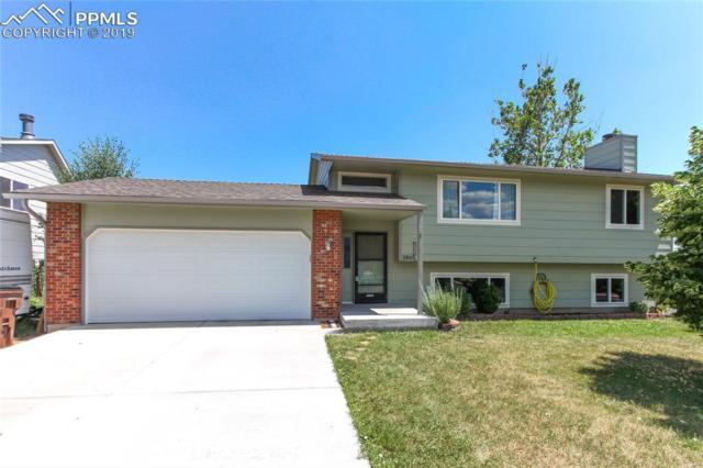 3865 Rosemere Street, Colorado Springs, CO 80906 (#5449898) :: The Kibler Group