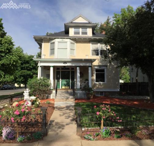 1341 N Tejon Street, Colorado Springs, CO 80903 (#5450193) :: Jason Daniels & Associates at RE/MAX Millennium