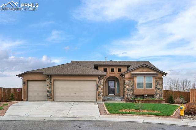 7797 Desert Wind Drive, Colorado Springs, CO 80923 (#5451328) :: CC Signature Group