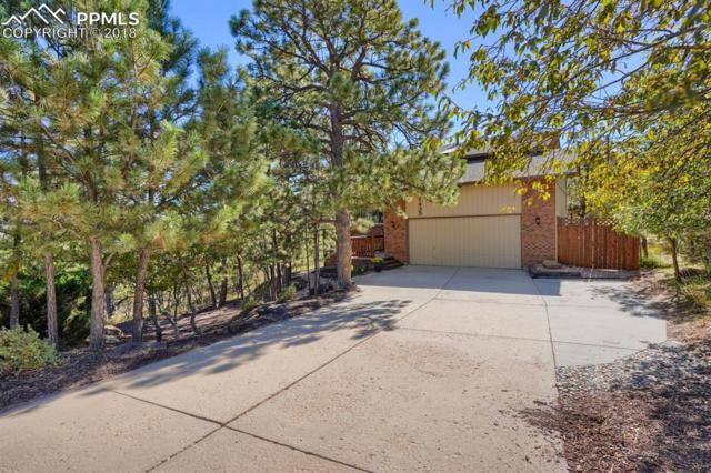 1435 Oak Hills Drive, Colorado Springs, CO 80919 (#5453018) :: The Hunstiger Team