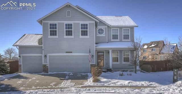 10684 Ross Lake Drive, Colorado Springs, CO 80831 (#5453552) :: 8z Real Estate