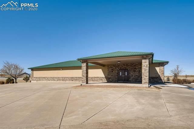 4355 Los Ranchitos Drive, Peyton, CO 80831 (#5457627) :: The Kibler Group