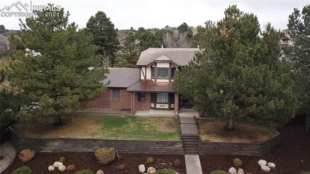 3750 Saddle Rock Road, Colorado Springs, CO 80918 (#5458169) :: Venterra Real Estate LLC
