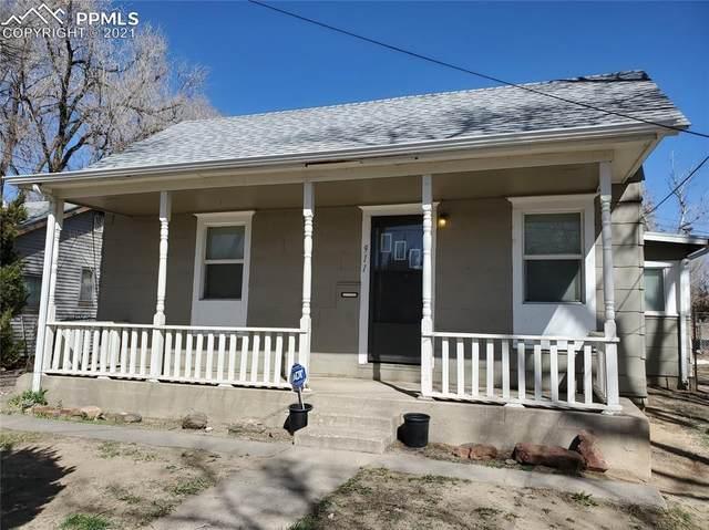 911 S El Paso Street, Colorado Springs, CO 80903 (#5458485) :: CC Signature Group
